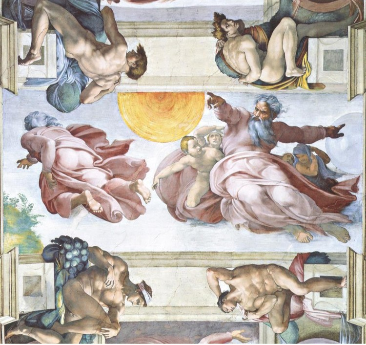 an introduction to the analysis of the sistine chapel ceiling